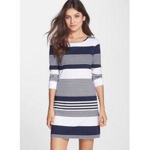 Lily Pulitzer | Striped Boatneck T-Shirt Dress
